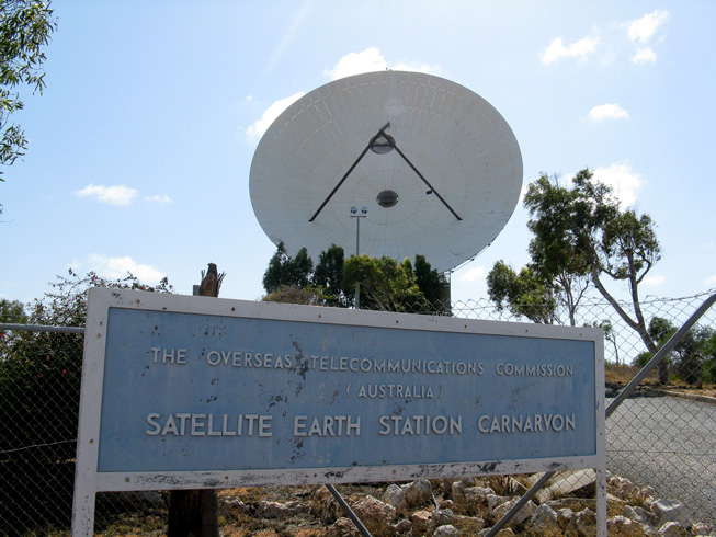 Satellite Earth Station Carnavon